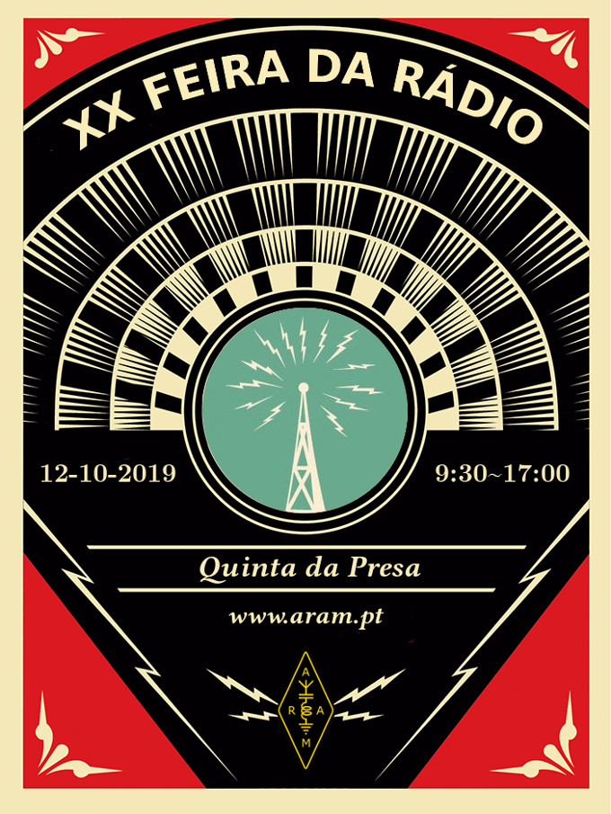 XXª Feira da rádio ARAM